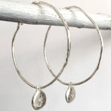 SunRA Diamond Hoops