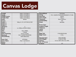 Canvas Lodge