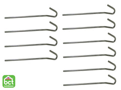 Galvanised Steel Pegs