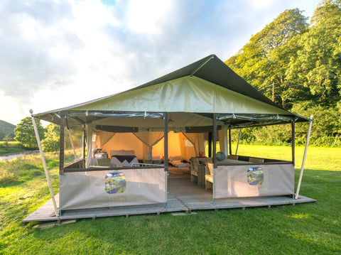 Safari Tent Deluxe & BCT Outdoors Limited   BCT Outdoors Ltd