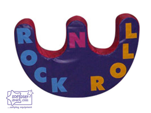SOFTPLAY DOUBLE ROCKER