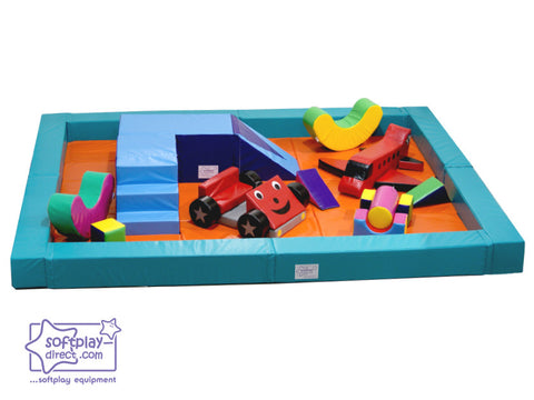 SOFTPLAY TODDLER PLAYPEN