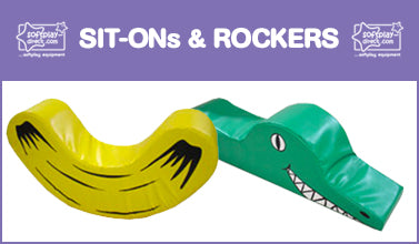 Soft Play Direct Sit On's & Rockers