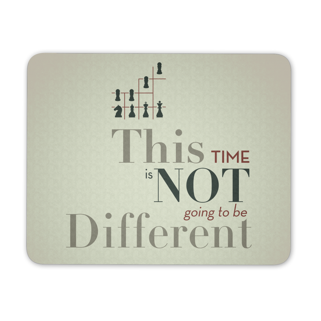 This time is not going to be different - QUOTATIUM