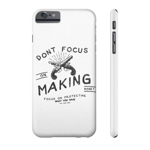 FOCUS Phone Case - QUOTATIUM - 1