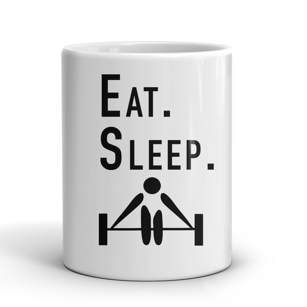 Eat. Sleep. Lift. - QUOTATIUM - 1