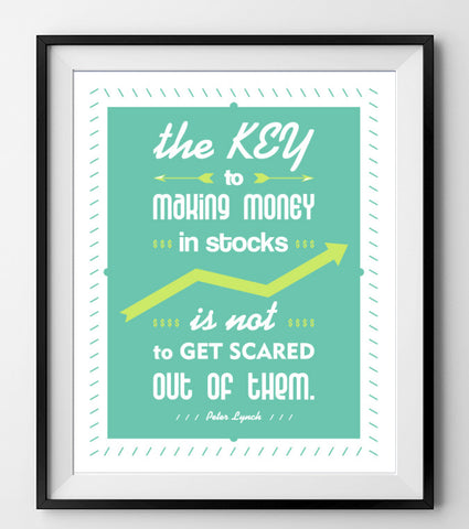 The key to make money in stocks