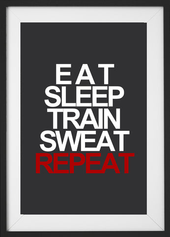 Fitness repeat. (Fitness Motivation)