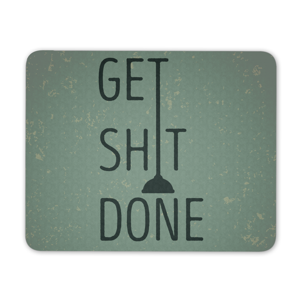 GET SHIT DONE - QUOTATIUM