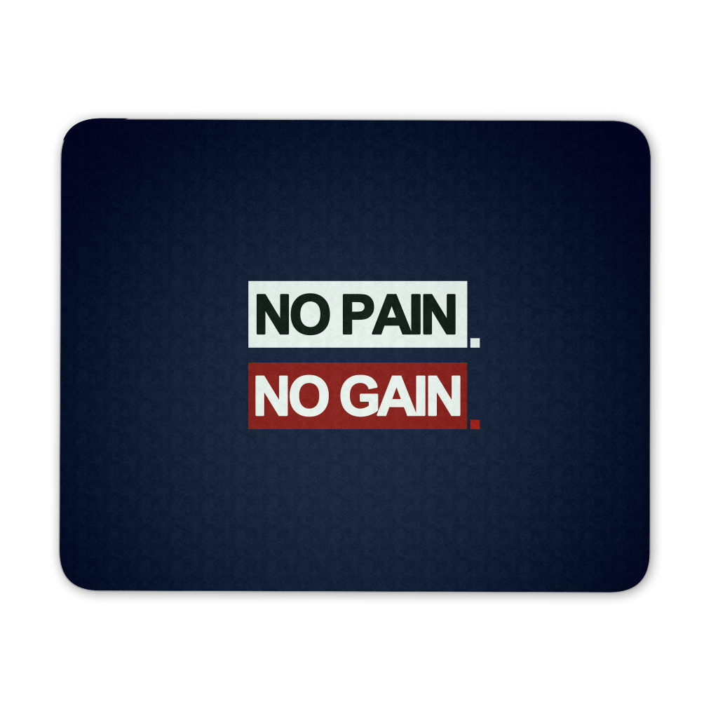No pain, no gain - QUOTATIUM