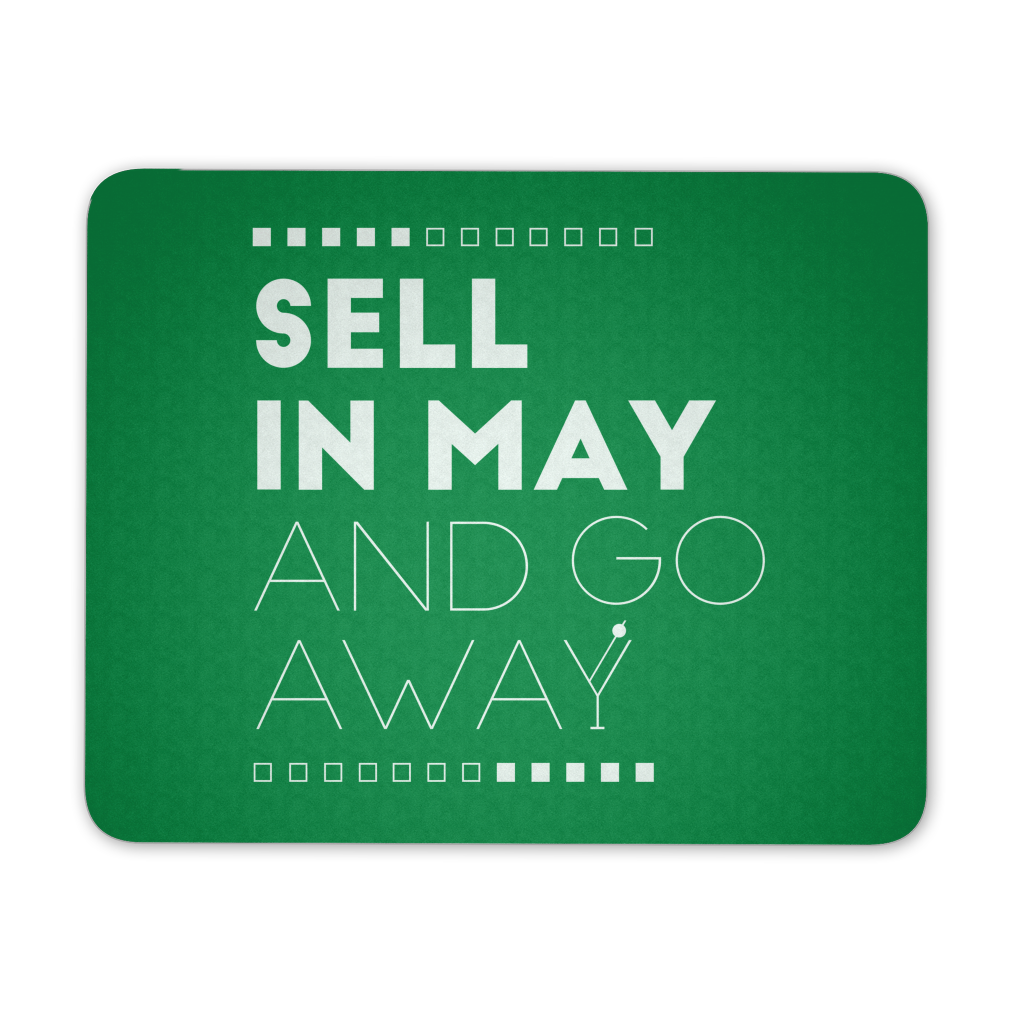 Sell in May and go away - QUOTATIUM