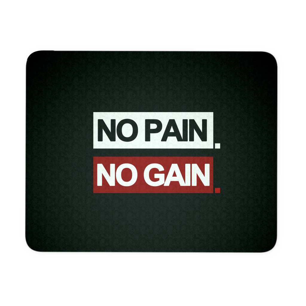 No pain, no gain. - QUOTATIUM
