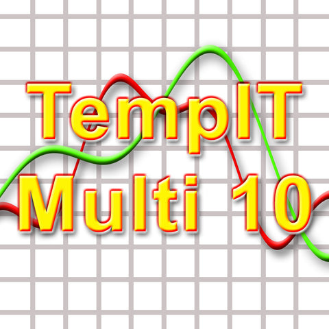 10 User Licence For TempIT Software