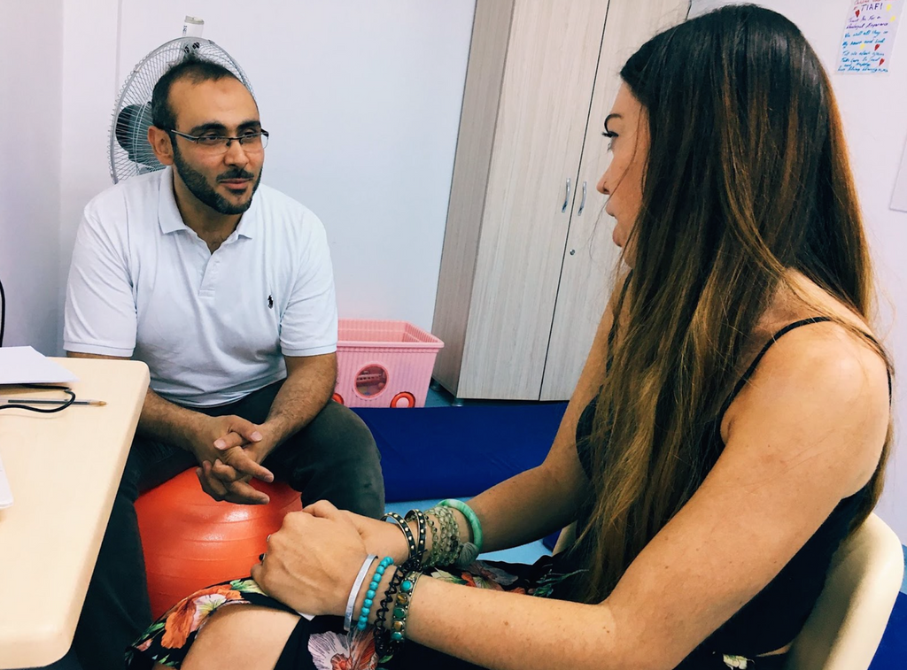 Cross-Channel Physios: Working in the UK and other international news - Mohamed's story, the Syrian refugee physiotherapist