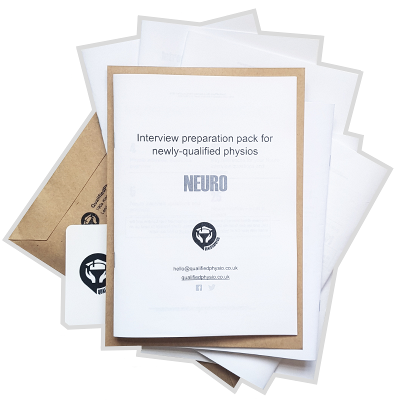 Neuro interview preparation pack | QualifiedPhysio
