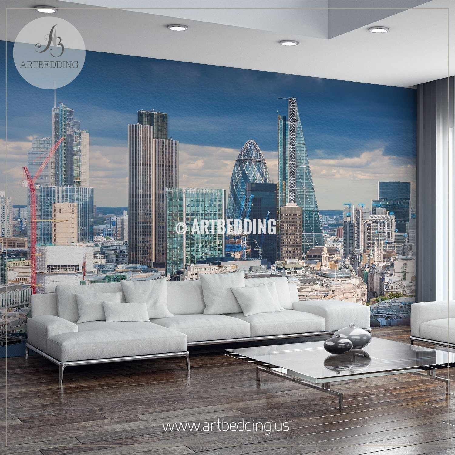 ... Afternoon London Wall Mural, UK Photo Mural, UK Wall Décor Wall Mural  ... Part 64