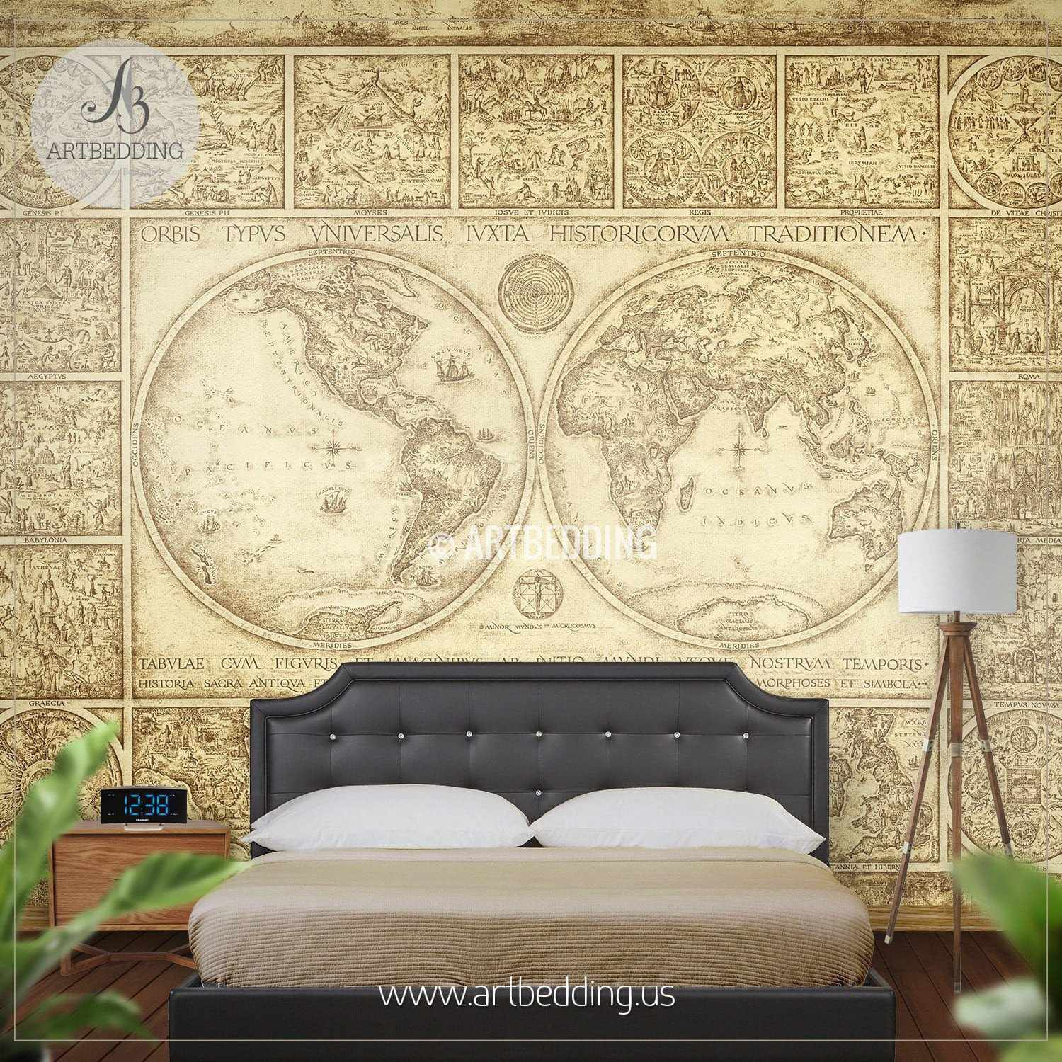 wall murals wall tapestries canvas wall art wall self adhesive forest decorating wallpaper photo murals art 504