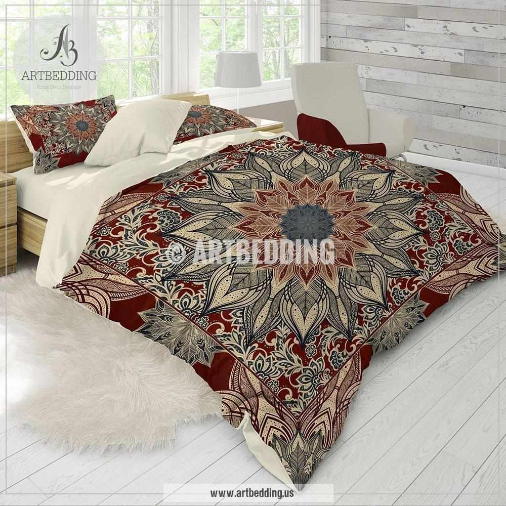 bed bedding best comforter style boho twin ideas