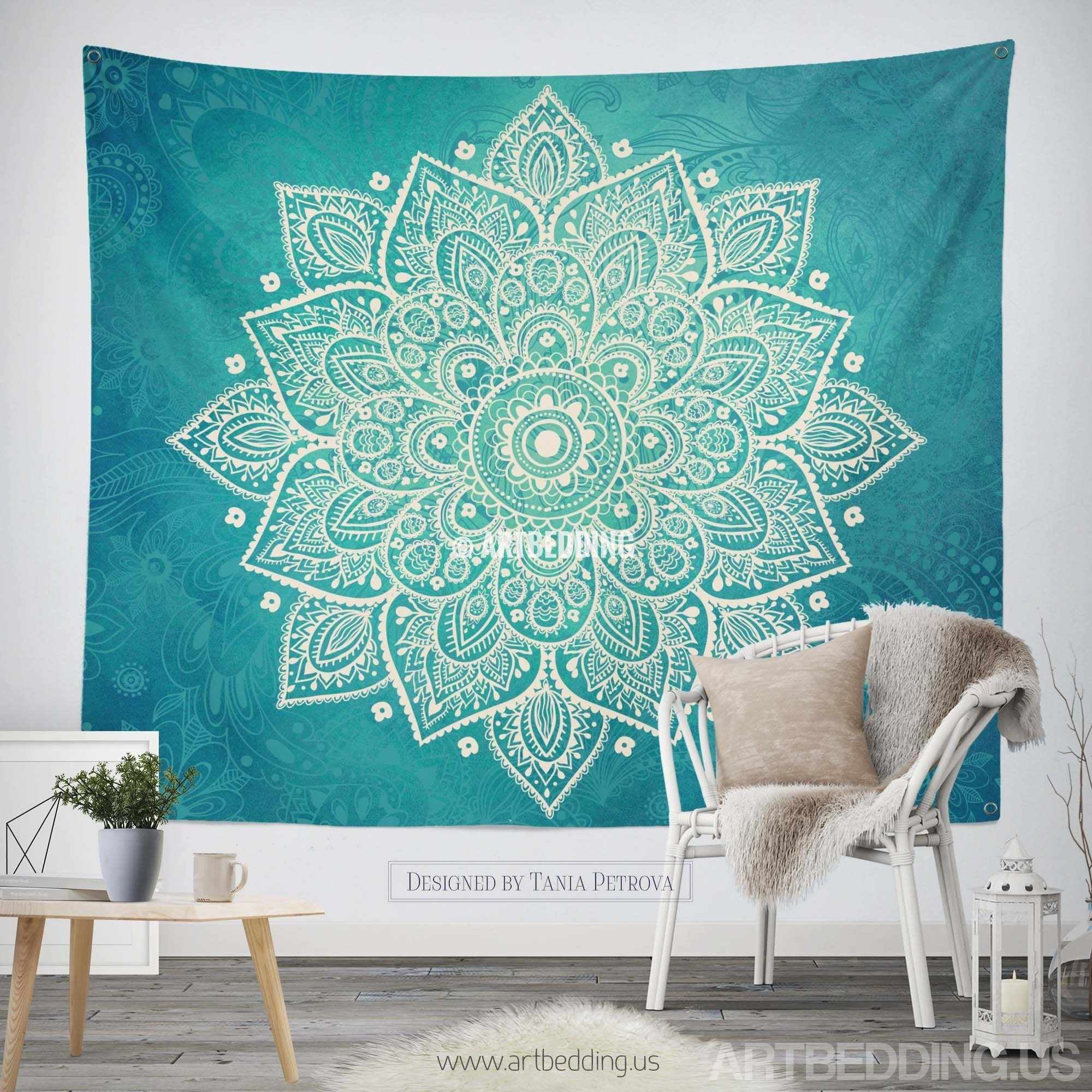 Tapestry Wall Hanging bohemian tapestry, mandala tapestry wall hanging, bohemian decor