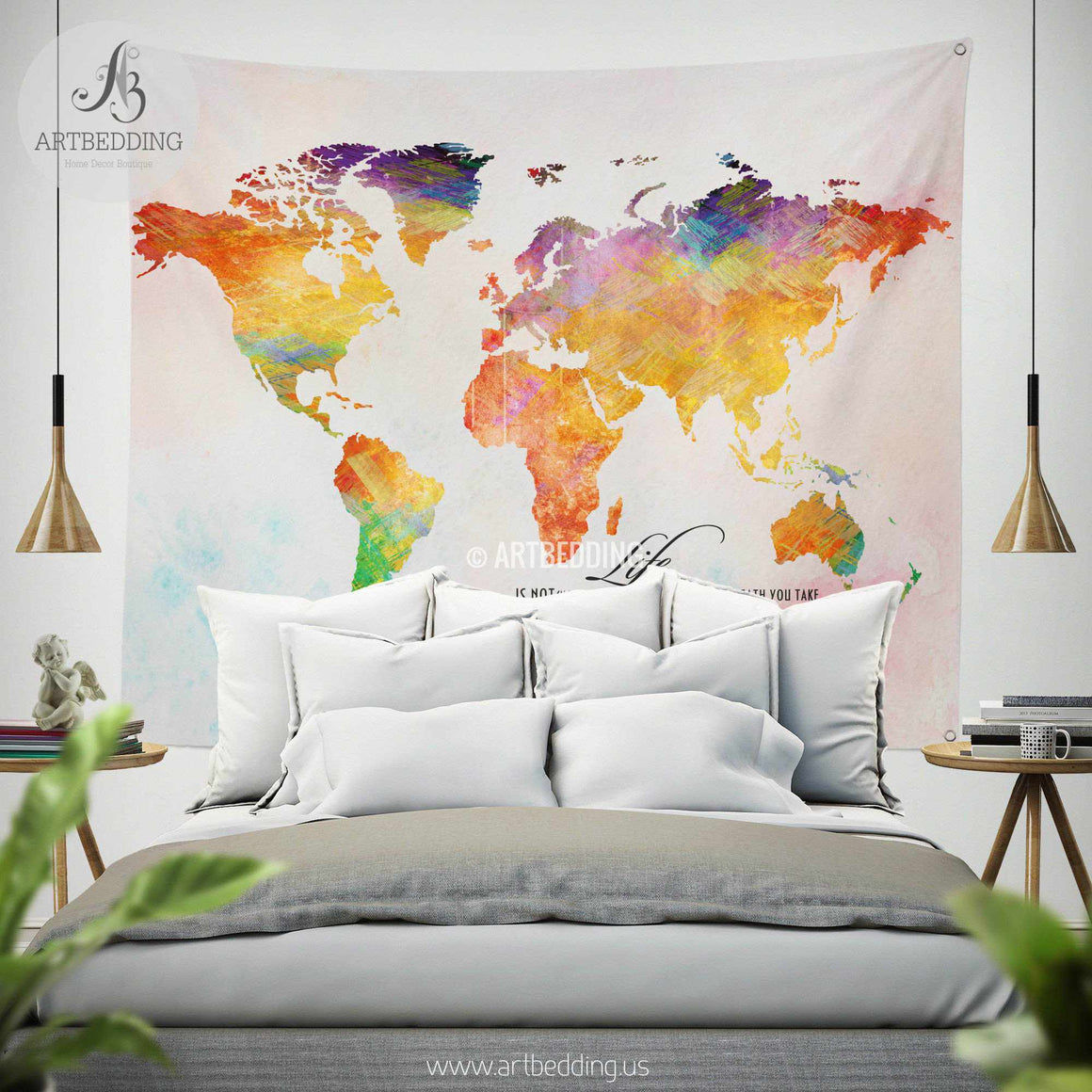 Wall murals wall tapestries canvas wall art wall decor tagged boho tapestry urban graffiti wall tapestry inspirational quote wall decor hippie tapestry wall amipublicfo Choice Image