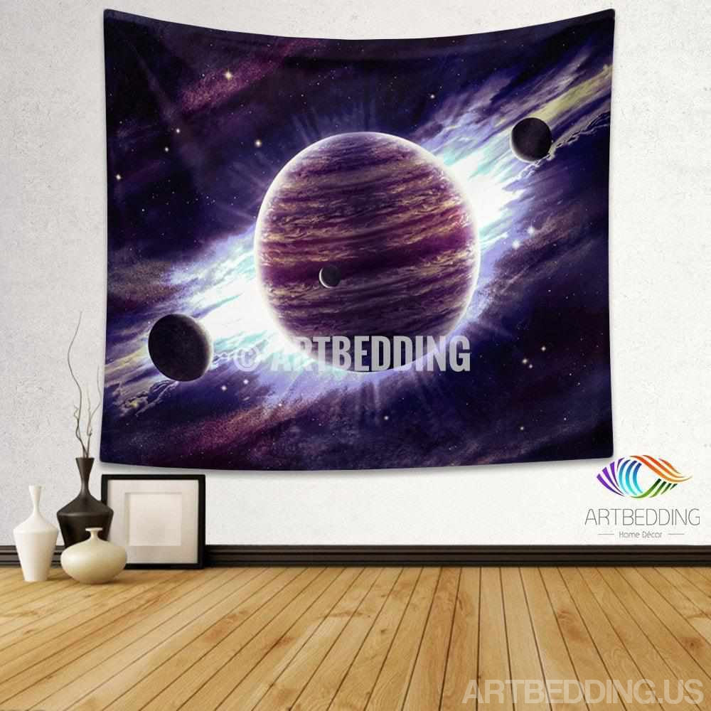 wall murals wall tapestries canvas wall art wall decor tagged galaxy tapestry fantasy space wall tapestry space tapestry wall hanging galaxy home decor