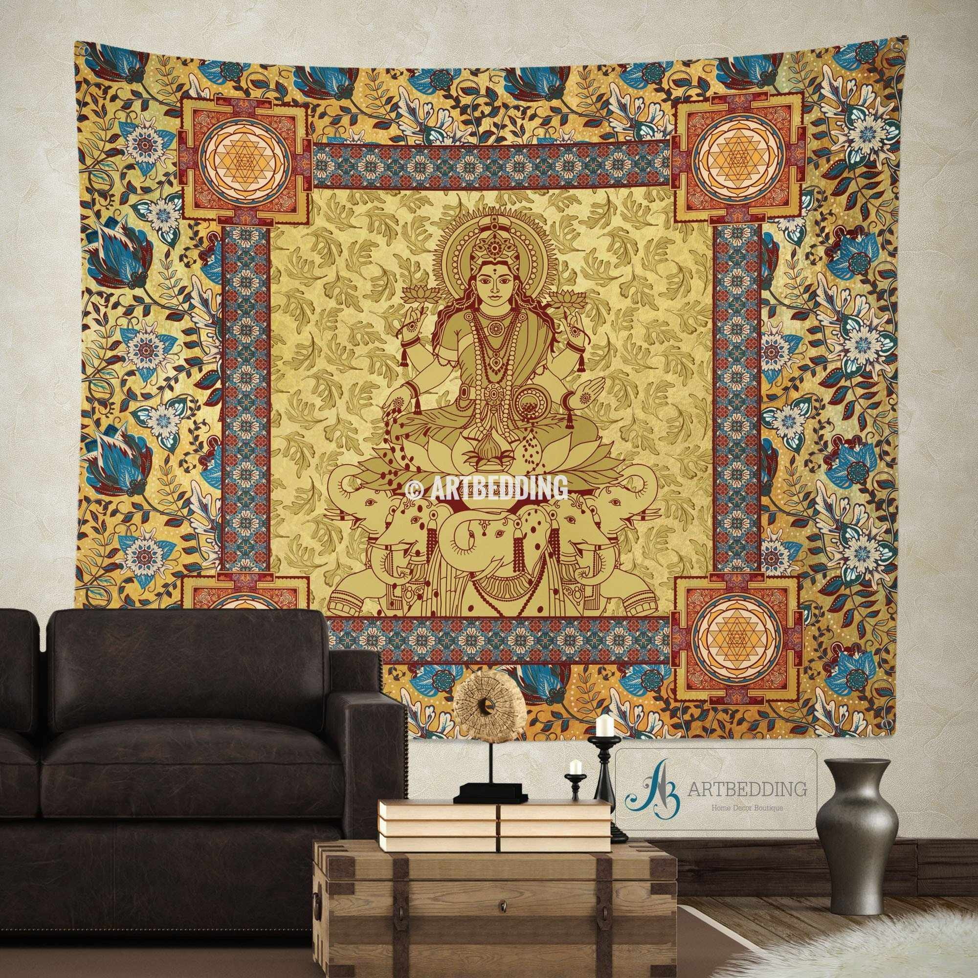 Beautiful Tapestry Wall Decor Pictures Inspiration - The Wall Art ...
