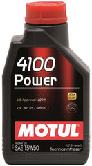 MOTUL 4100 POWER ENGINE OIL