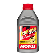 MOTUL RBF 660 BRAKE FLUID; DOT4