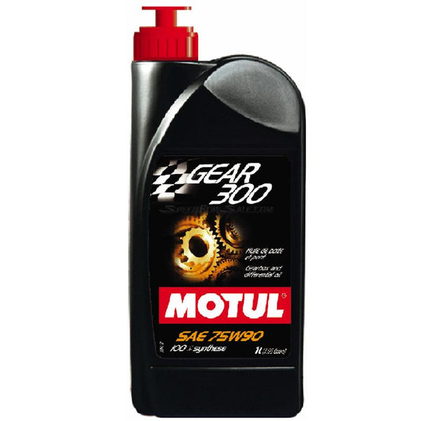 MOTUL GEAR 300 TRANSMISSION FLUID