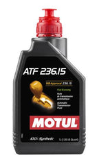MOTUL ATF 236.15 TRANSMISSION FLUID