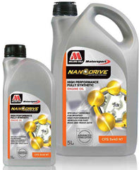 Millers Oils CFS 5w40 NT Engine Oil