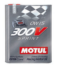 MOTUL 300V SPRINT ENGINE OIL