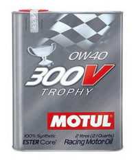 MOTUL 300V TROPHY ENGINE OIL