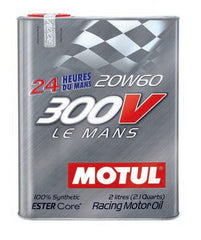 MOTUL 300V LE MANS ENGINE OIL