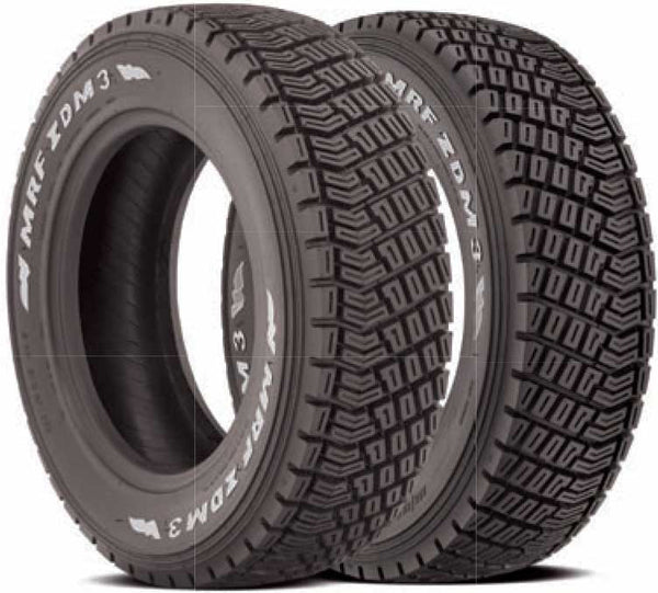 MRF Gravel Rally Tires