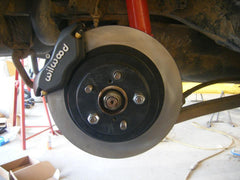 Wilwood Small Rear Brake Kit, Subaru up to 2007