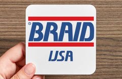 BRAID Coaster