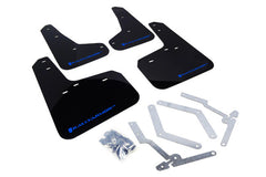 Rally Armor Urethane Mud Flaps, Ford Fiesta ST Models