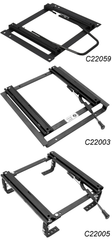 Corbeau Universal Single and Double Locking Seat Brackets