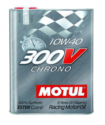 MOTUL 300V CHRONO ENGINE OIL 10w40
