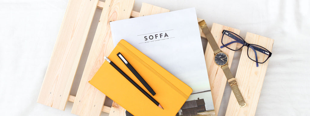 SOFFA magazine newsletter