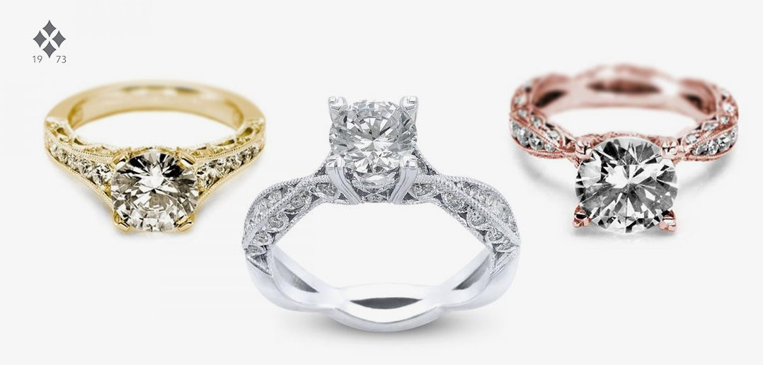 choosing the right metal colour for your ring