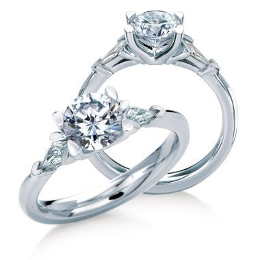 MaeVona Gairay Diamond Engagement Ring.