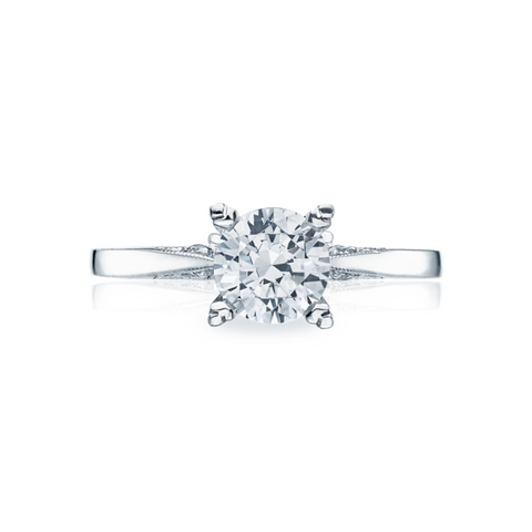 Tacori Solitaire Engagement Ring (2584RD)
