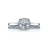 Tacori Halo Engagement Ring (2620RD)
