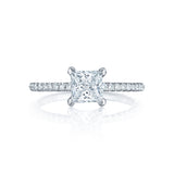 Tacori Pave Diamond Engagement Ring (HT25451.5PR)