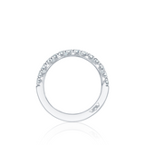 Tacori Petite Crescent Diamond Wedding Ring, HT2545B1/2, Tacori Ring
