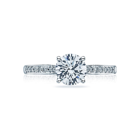 Tacori Solitaire Engagement Ring (2638RDP)