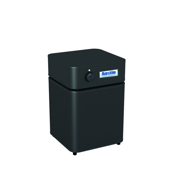 Austin Air Allergy Machine Junior Air Purifier Black