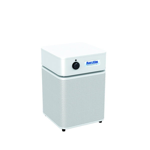 Austin Air Healthmate Junior Plus Air Purifier White